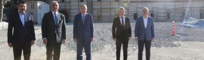 Cumhurbaşkanı Erdoğan Rami Kışlası'nda